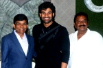 Bellamkonda Sreenivas in Chatrapathi Hindi Remake